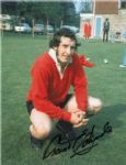 Gareth Edwards, Rugby, Genuine Signed Autograph (02)